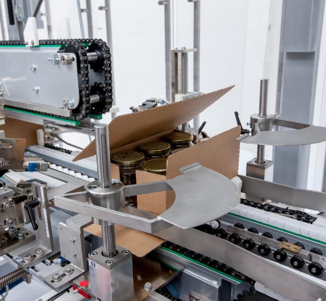 machine emballage fin de ligne en algérie